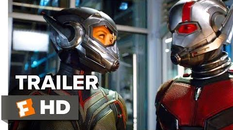 Ant-Man and the Wasp Trailer 2 (2018) Movieclips Trailers