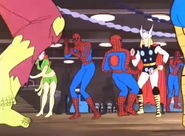 Super hero costume party (11)