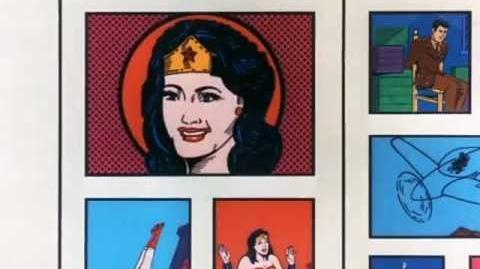 DC COMICS: Wonder Woman season 1 (Lynda Carter)