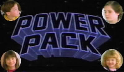 Power pack unaired pilot