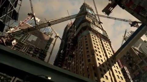 Batman v Superman Dawn of Justice - Fly to Gotham City Super Bowl TV Spot