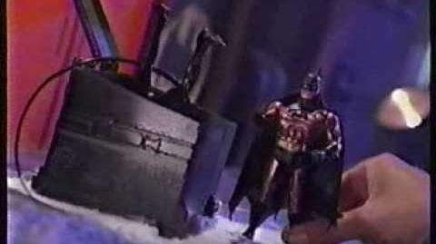 """Batman Returns"" action figure commercial"