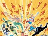 DC COMICS: DC Animated Universe JLU Bios