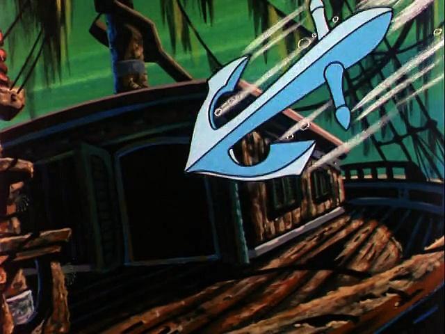 Filmation 1967: The Adventures Of Aquaman s1 ep14 Treacherous Is The Torpedo Man
