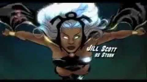 Black Panther The Animated Series (2010)- Opening