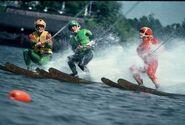 Sea World Aquaman Green Arrow, Flash