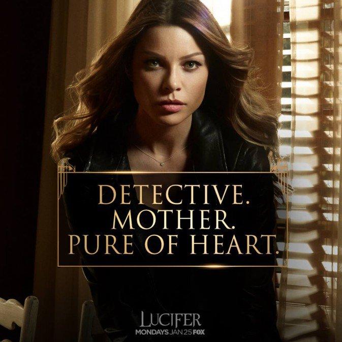 VERTIGO COMICS: Fox's Lucifer Bio Detective Chloe Dance