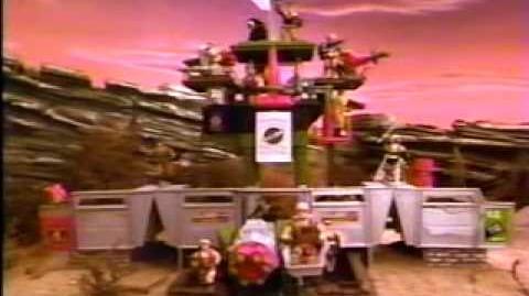 1990's G.I. Joe TV Commercial