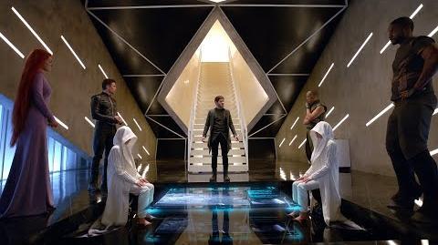 Behold...The Inhumans