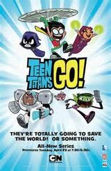 DC COMICS: Teen Titans TAS (Teen Titans Go season two)