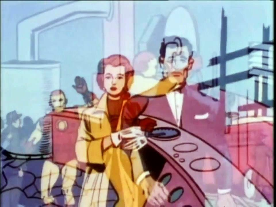 1966 The Marvel Super Heroes The Invincible Iron Man (s1 ep2 The Death of Tony Stark!)