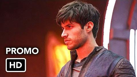 DC COMICS: SYFY Channel Krypton s1 ep09 Hope