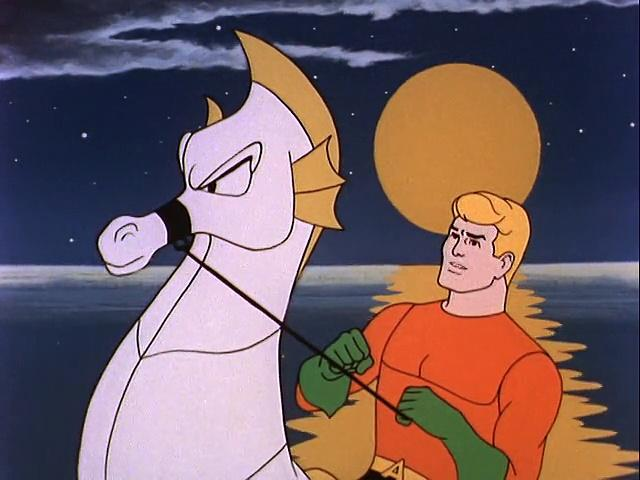 Filmation 1967: The Adventures Of Aquaman s1 ep23 The Devil Fish