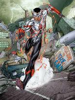 Kid Flash comic