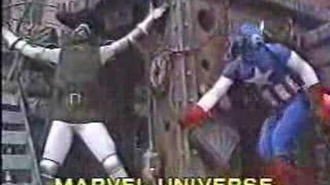 1987 Marvel Comics Parade Float-0