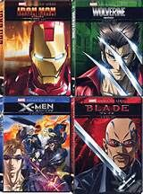 MARVEL COMICS: MARVEL ANIME