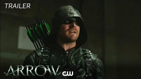 Arrow All For Nothing Trailer The CW
