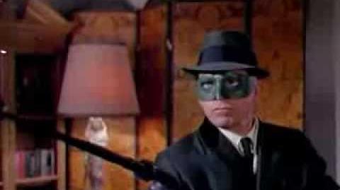 BATMAN '66: Green Hornet (s1 ep2 Give 'Em Enough Rope)