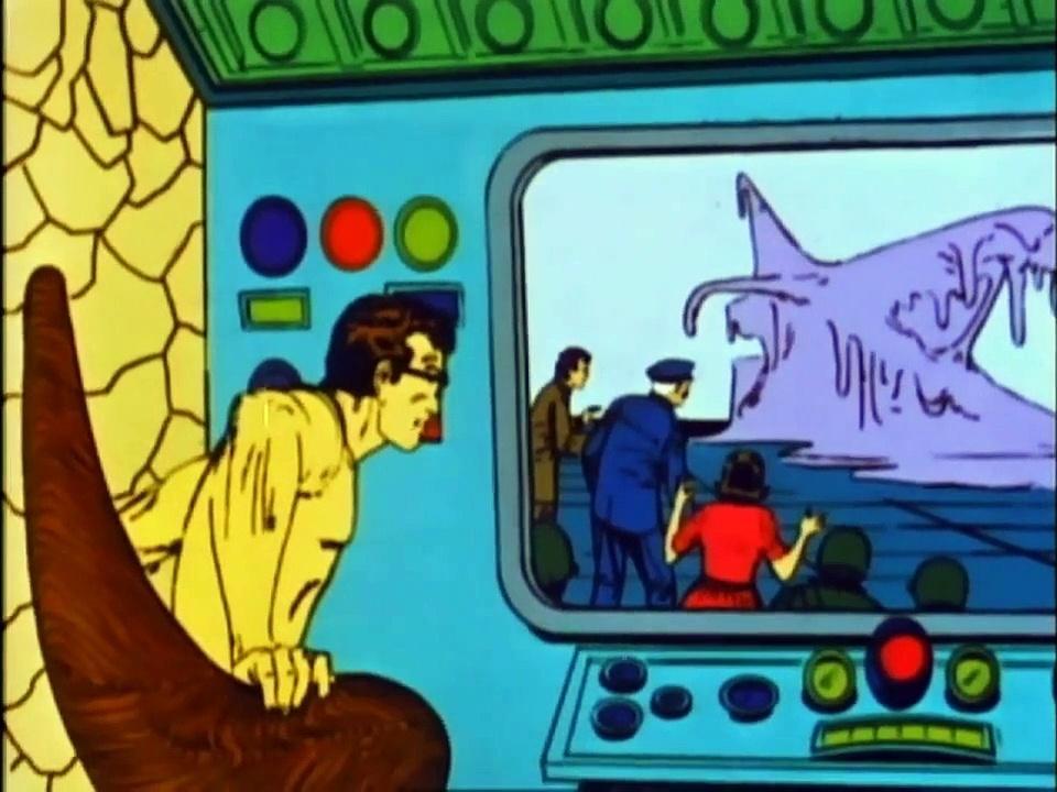 1966 The Marvel Super Heroes The Incredible Hulk (s1 ep9 Hulk vs Metal Monsters)