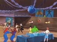 Super hero costume party (3)