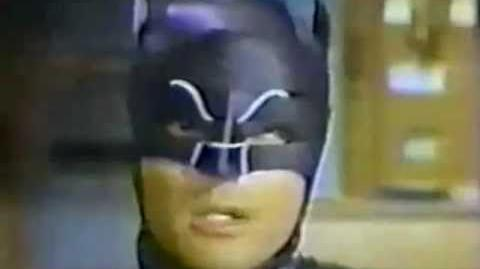 60's Batgirl unaired pilot