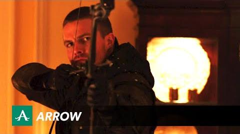 DC COMICS: Arrow (s3 ep23 My Name Is Oliver Queen)