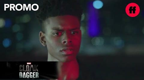"Marvel's Cloak & Dagger Episode 3 Promo ""Stained Glass"" Freeform-0"
