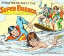 DC COMICS: Super Friends (Aquateers meet the Super Friends)