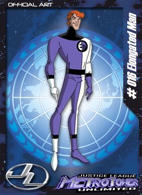 Dc Comics Dc Aniamted Universe Bio Elongated Man Comic Books In