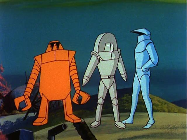 Filmation 1967: The Adventures Of Aquaman s1 ep20 The Torp, The Magneto And The Claw