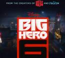 MARVEL COMICS: Big Hero 6 Easter Eggs