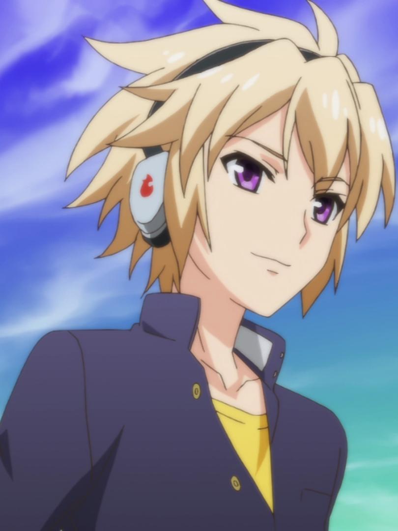 Sakamaki Izayoi (Mondaiji Tachi) | Comic vs Anime vs ...  Sakamaki Izayoi...