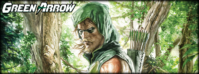 Green Arrow Signature by SuperFlash1980