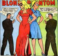 Blonde Phantom Dual Identity