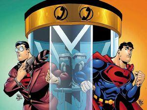 Clark Kent-and-Superman