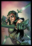 Green arrow by furlani-d6oq1cq