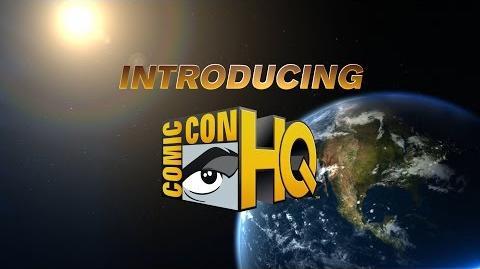 Comic-Con HQ Beyond Convention