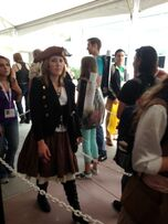 Sdcckate piratecosplay