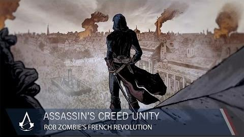 XD1/The Walking Dead's Tony Moore and Rob Zombie Raise the Ghosts of the French Revolution in Assassin's Creed Unity