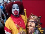 Ronald McDonald CC