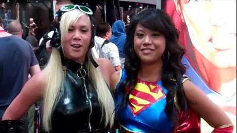 Born this Way - Lady Gaga (Comic-Con 2011 Cosplay Lipdub)