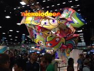 Sdcc2014-nickelodeonbooth
