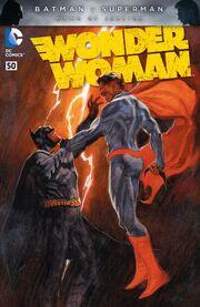 Wonder Woman Vol 4 50 a