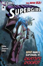 Supergirl Vol 6 6