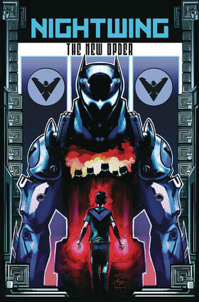 Crusaders (The New Order) 001