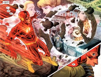 Speed Force 01