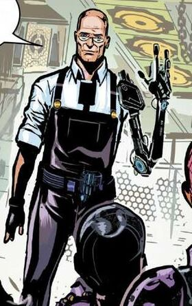 Alexander Luthor (The New Order) 001