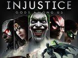 Injustice: Gods Among Us (Videojuego)