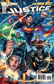 Justice League Vol 2 4 a