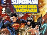 Superman Wonder Woman Vol 1 1